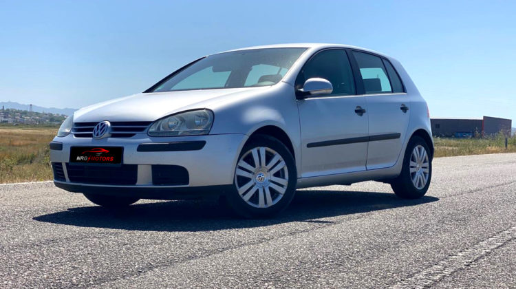 VW Golf V 2005 for Sale - NRG Motors Albania