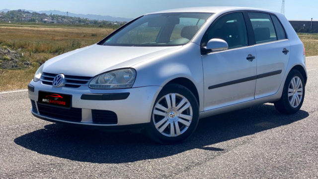 VW Golf V 2005 for Sale - NRG Motors Albania