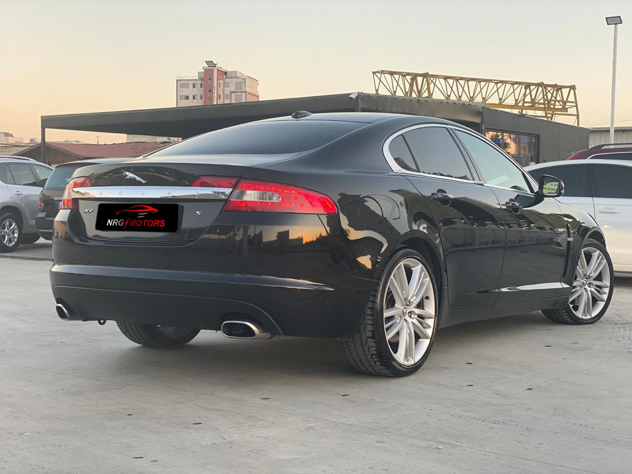 Jaguar XF S 2010 3.0 Diesel - NRG Motors Albania