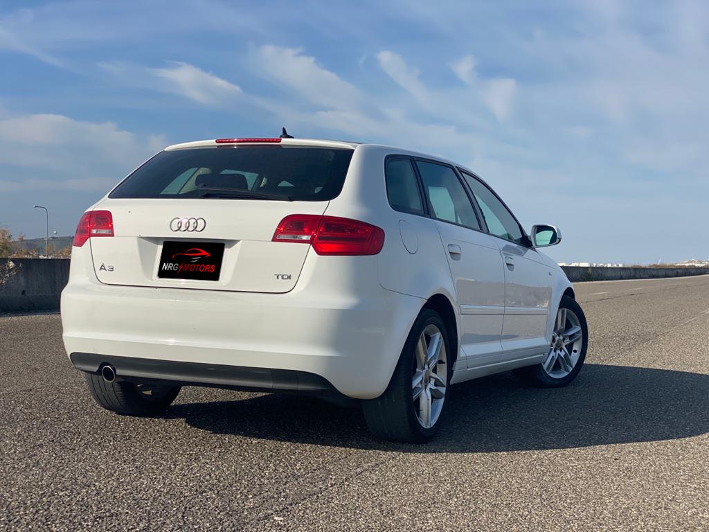Audi A3 S Line for sale 2.0 FSI Diesel - NRG Motors Albania