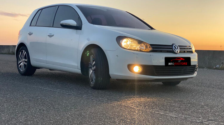 VW Golf 6 for Sale, Year 2012, Automatic - NRG Motors