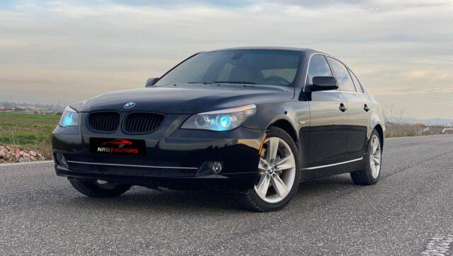BMW 528i Xdrive 4x4 ne shitje. Viti 2008 - BMW 528i ne shitje - BMW ne shitje - BMW seria 5 ne shitje - Shitet BMW 528i - NRG Motors Albania