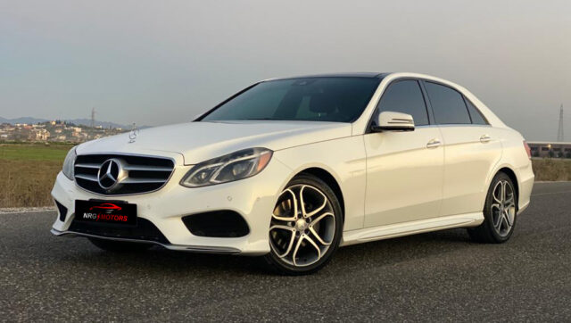 Mercedes Benz E Class for Sale, E250 Bluetec 4 Matic 2014 - NRG Motors