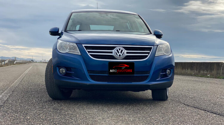 VW Tiguan for Sale, Year 2009, Automatic - NRG Motors