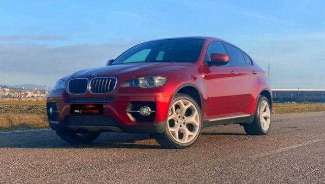 BMW X6 ne shitje, Viti 2008, Full Option - NRG Motors Albania