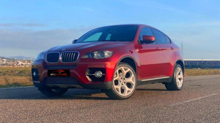 BMW X6 ne shitje, Viti 2008, Full Option - NRG Motors Albania