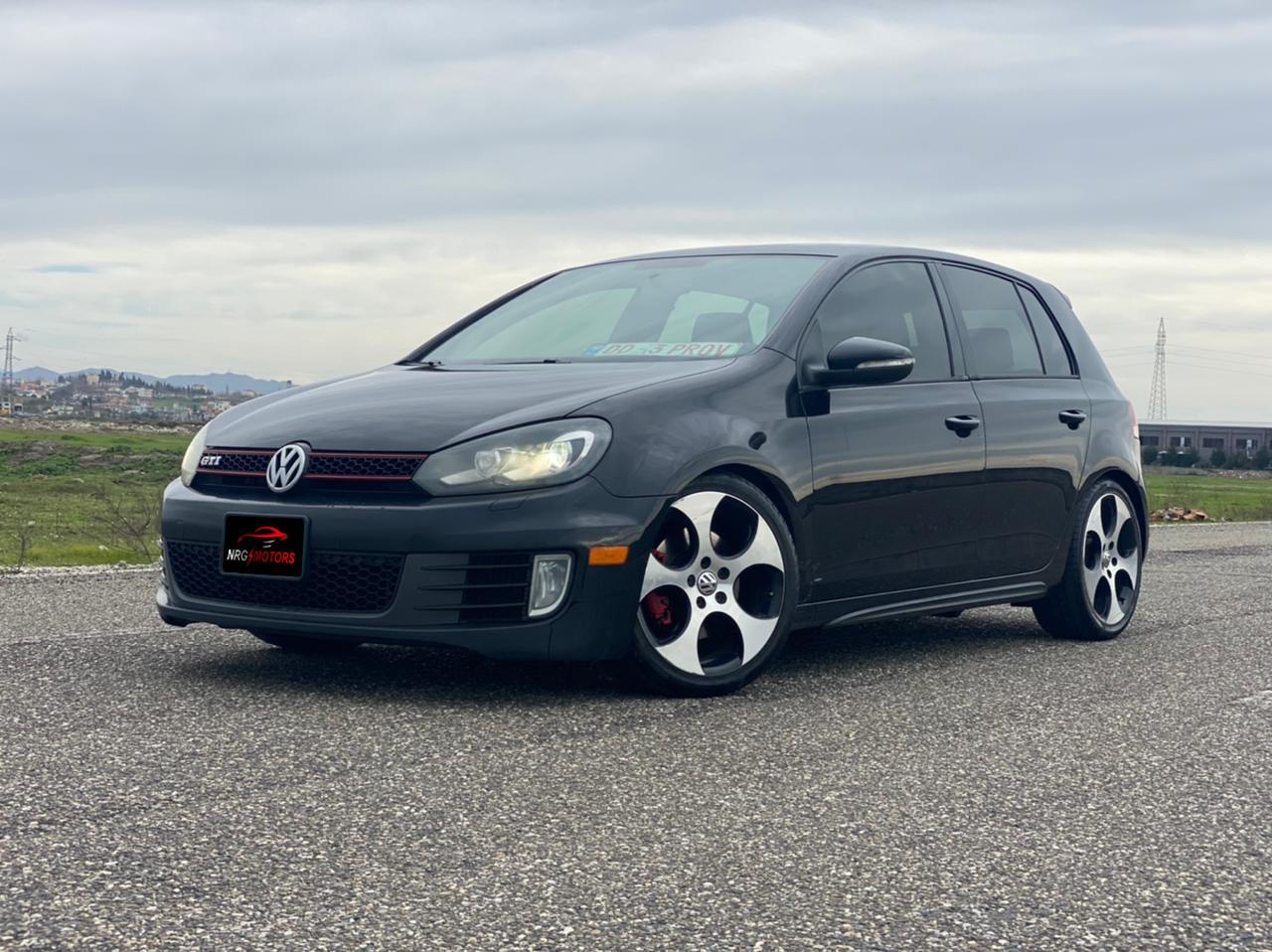 VW Golf 6 GTI ne shitje, Viti 2011, 260 HP, Full Option - NRG Motors